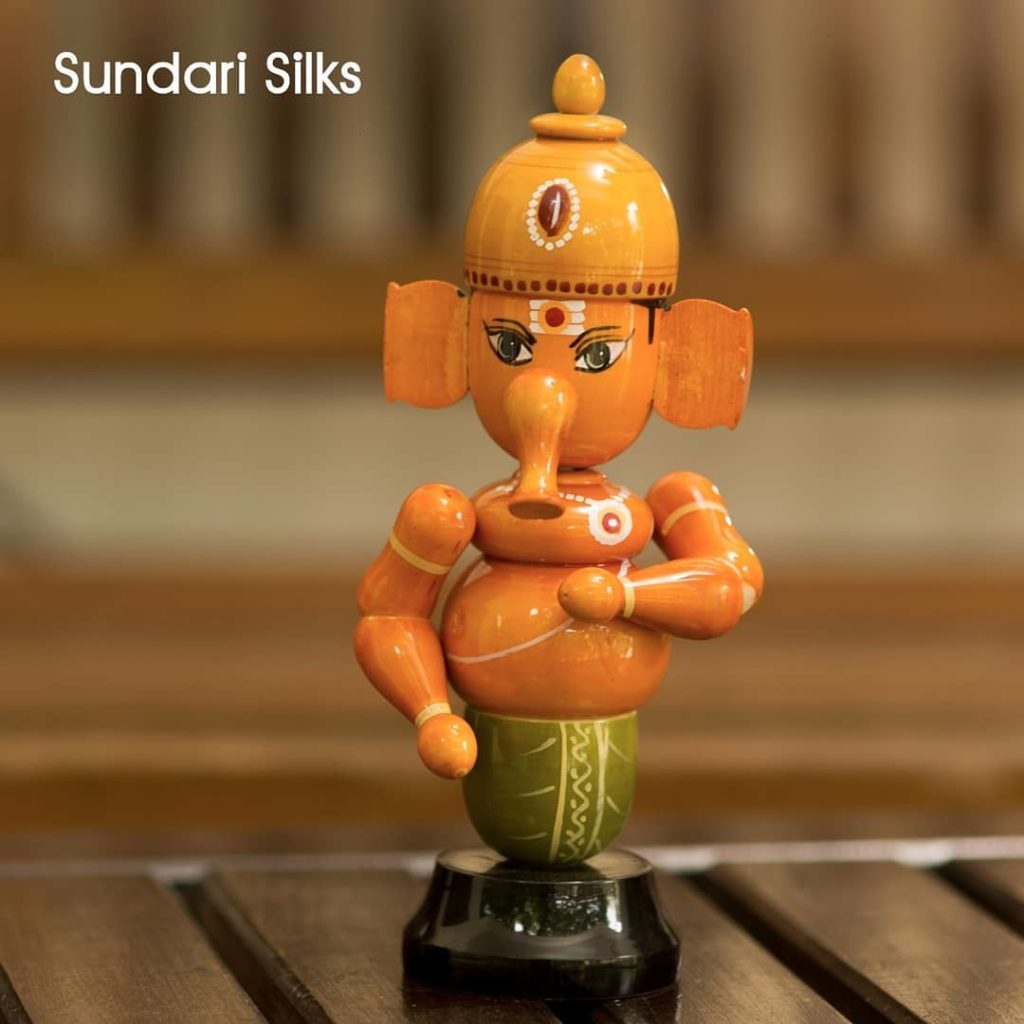Wooden Toys from Kondapalli